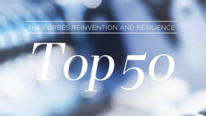 DN listed in the Forbes Top 50 Reinvention and Resilience Report