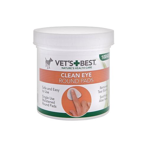 Vet's Best Clean Eye Pads