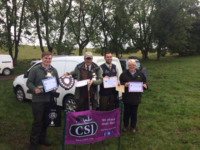 3rd Place - Gundogs