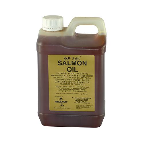 Gold Label Salmon Oil
