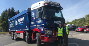 DN are proud to be working in partnership with H. Binks & Sons Ltd...