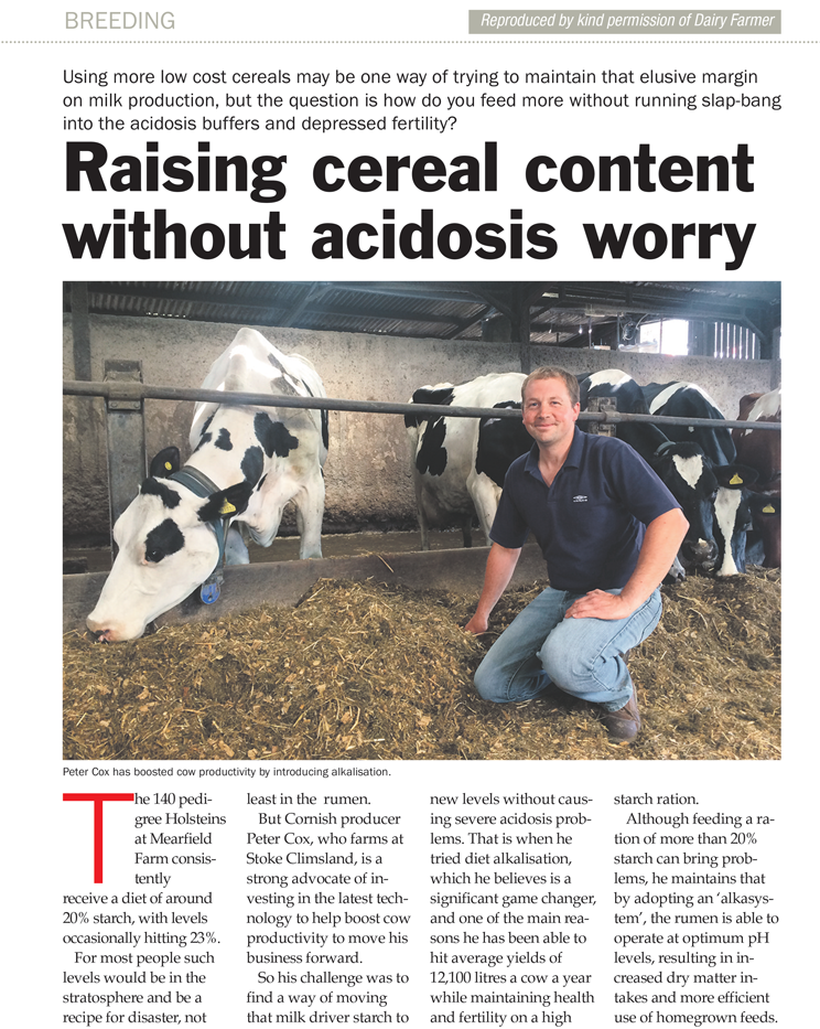 Dairy Farmer - Jan 2016