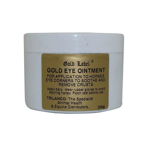 Gold Label Canine Eye Ointment