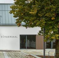 Bürgersaal, Buch am Erlbach