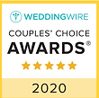 WeddingWire Couples Choice 2020