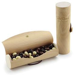 Embossed Wood Scroll of Nuts