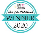Rent My Wedding Best of the Best Award Winner 2020