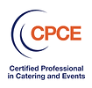 CPCE Badge - Certfied Professional in Catering and Events - NACE