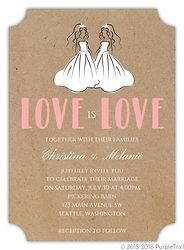 PT - Love is Love - Gay Wedding