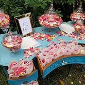 Freeze Dried Rose Petal Bar