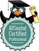 AllSeated Certified Professional Badge