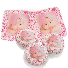 New Baby Picture Cookies