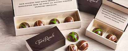 Variety of Chocolates and Boxes