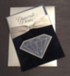 Diamonds & Denim Invitation