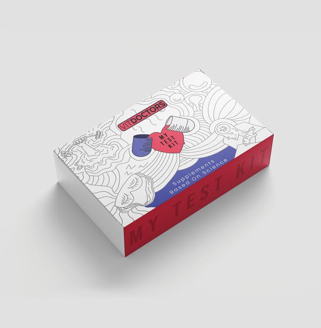 Medical Kit Packaging design _ Siwach St