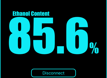 Bluetooth Ethanol Content Gauge/Hardware!