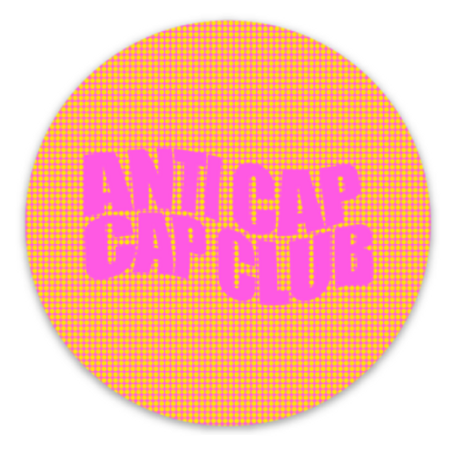 Anti Cap Sticker