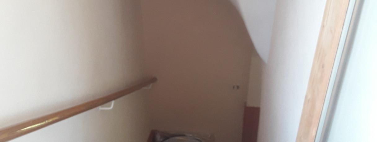Königstein: Treppenhaus einer Doppelhaushälfte
