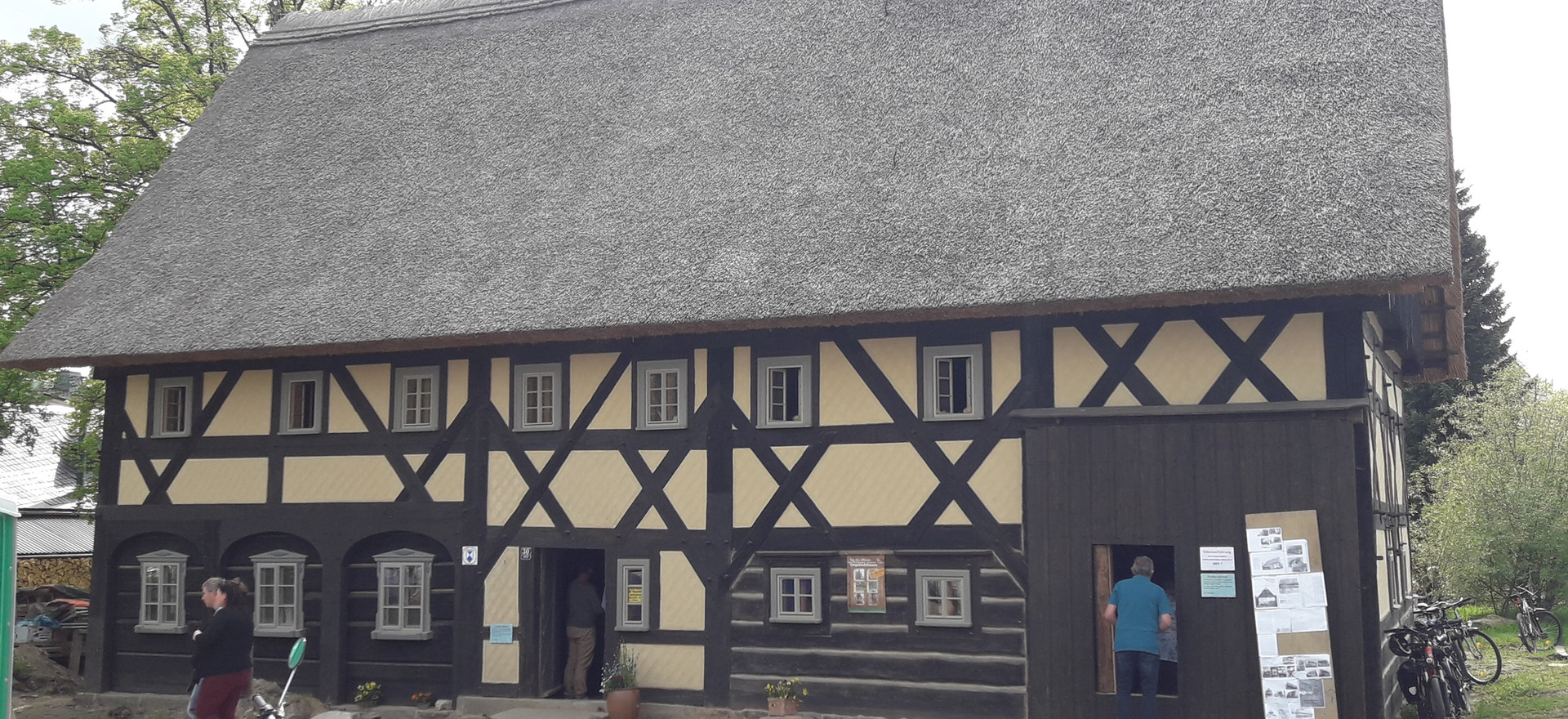 Ebersbach Neugersdorf: Hugenottenhaus