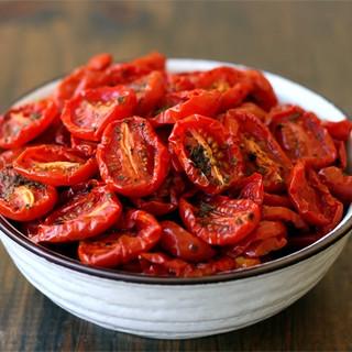 organic sun-dried tomatoes
