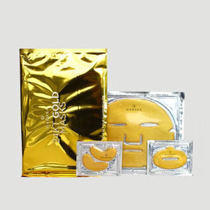 24KT Gold Mask Trio