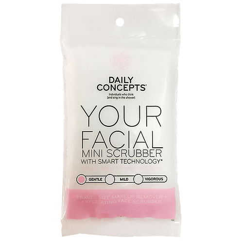 Daily Facial Mini Scrubber