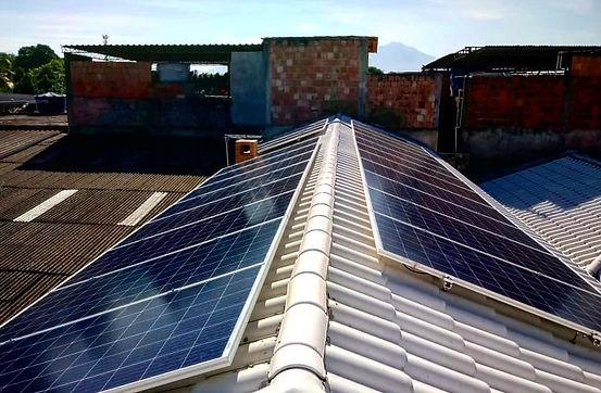 energia solar fotovoltaica nova iguaçu light