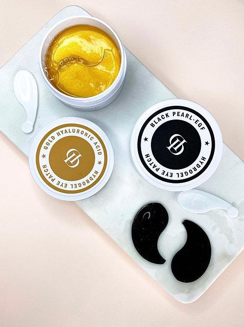 Gold Hyaluronic Acid Eye Masks