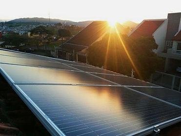 energia solar fotovoltaica pouso alegre