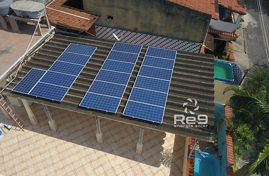 energia solar fotovoltaica light nova iguaçu
