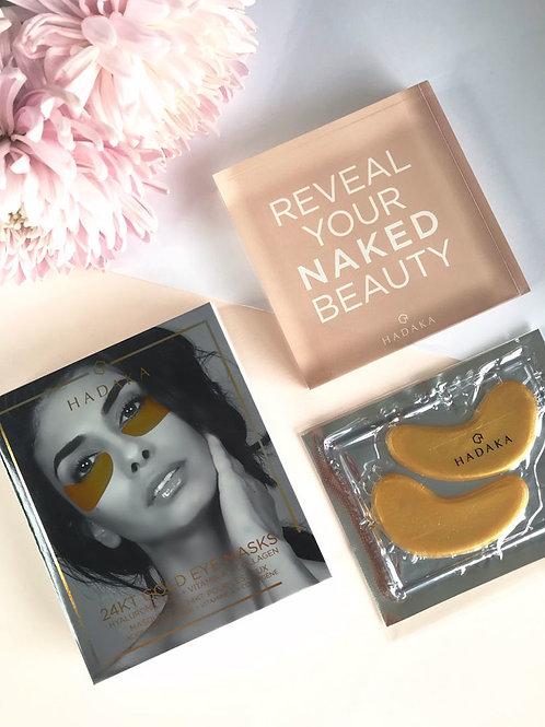 24KT Gold Eye Mask Pack (5)
