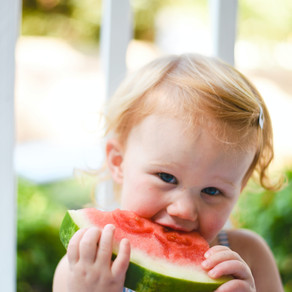"""10 """"NEED TO KNOWS"""" ABOUT FEEDING YOUR TODDLER"""