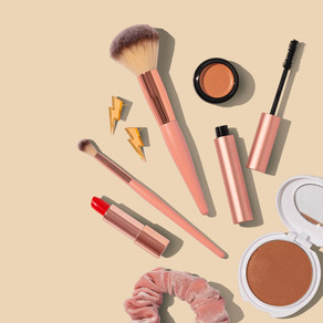 WAKE UP TO WHAT'S IN YOUR MAKE UP