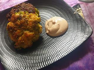 Chicken & Broccoli Frittatas