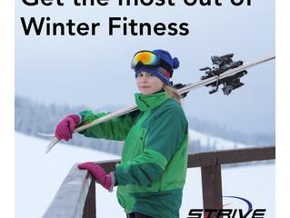 ShFit Talk #30 - Winter Fitness