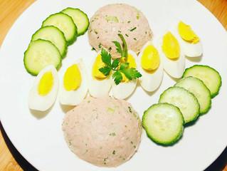 Tuna Salad Platter