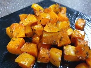 Rosemary Butternut Pumpkin