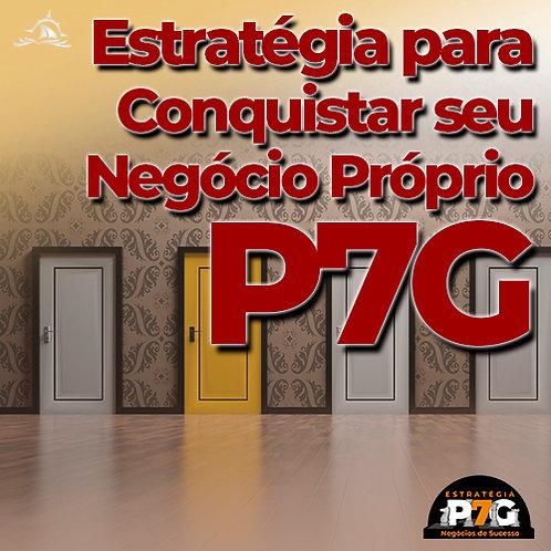 E-book Estratégia para Conquistar seu Negócio Próprio P7G