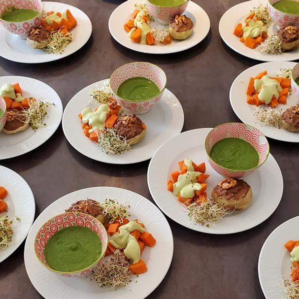 Cuisine végétale et randonnée - 5 jours