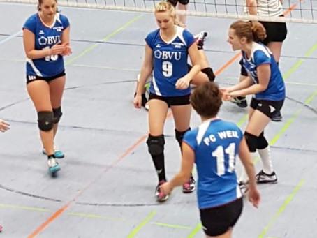 Erster Spieltag im neuen Jahr für Damen II