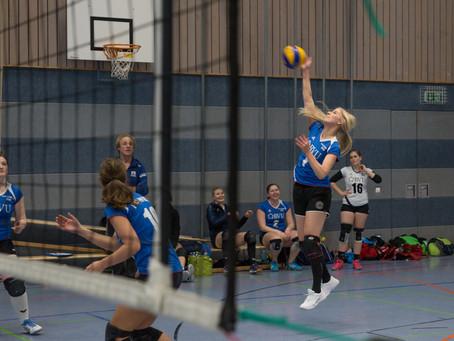 Zweiter Saison-Sieg für Lechrain Volleys 2