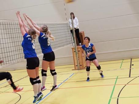 Damen II der Lechrain Volleys starten mit Heimspieltag in die neue Saison
