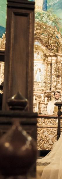 Local: Igreja N. Sra. do Brasil | Festa: Espaço Mega