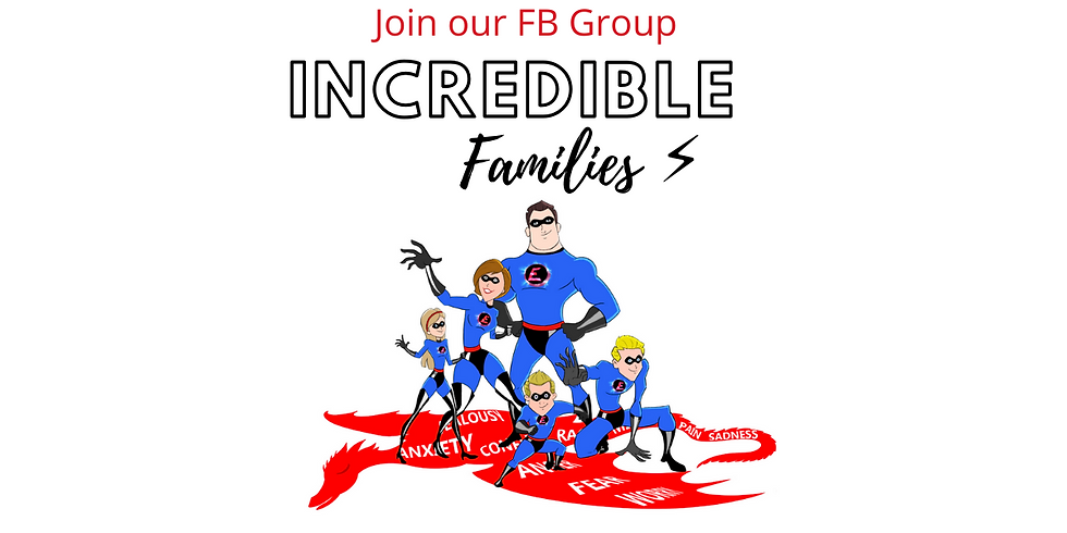 Emotional heroes - the family chat game workshop