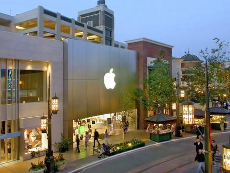 Apple ferme ses magasins à Los Angeles alors que les cas de virus augmentent dans le sud