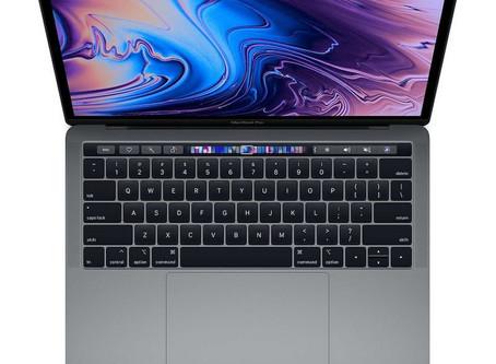 Le MacBook Pro 13 pouces 2019 est jusqu'à 83% plus rapide que la génération