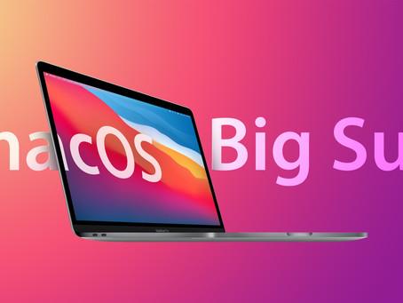 Apple lance macOS Big Sur 11.5.1 avec des mises à jour de sécurité