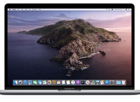 macOS Catalina Le systèmed'exploitation mac OS  de prochaine génération d'Apple
