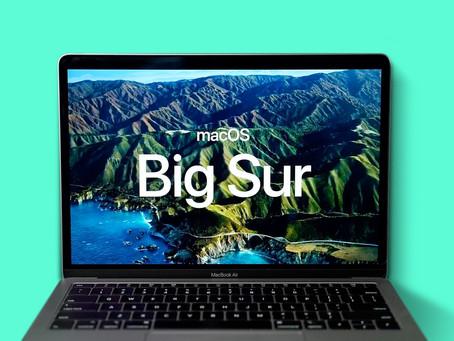 Apple Seeds Première bêta de macOS Big Sur 11.2 aux bêta-testeurs publics