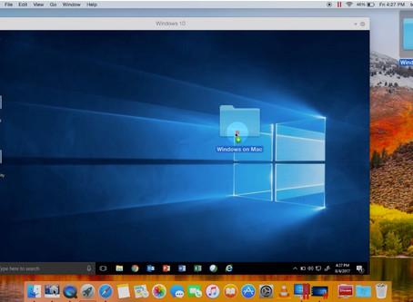 Parallels Desktop 15  supporte Sidecar, le trousseau et le glisser-déposer